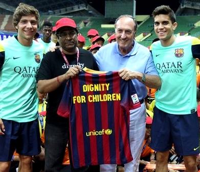 fondation FC Barcelone