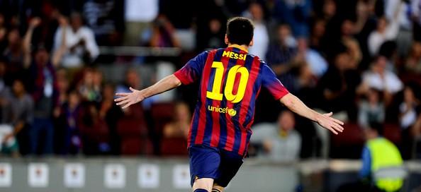 Messi meilleur buteur de la Liga - Fc-Barcelone.com