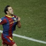 Dernier match pour Xavi - Fc-Barcelone.com