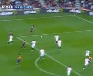 Tous les buts du match Barça-Séville - Fc-Barcelone.com