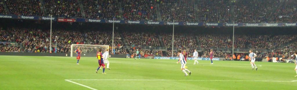 Le Barça se prépare pour le match de mardi contre la Real - Fc-Barcelone.com