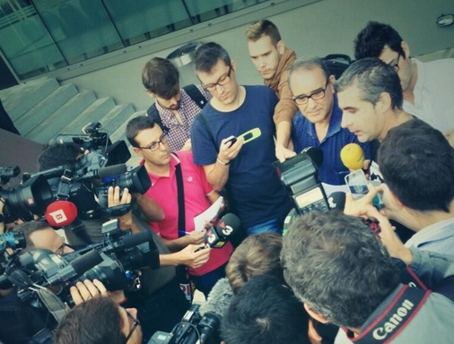 Motion de censure contre Sandro Rosell - Fc-Barcelone.com