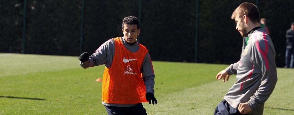 Pedro n'est pas convoqué pour Barça-Séville - Fc-Barcelone.com