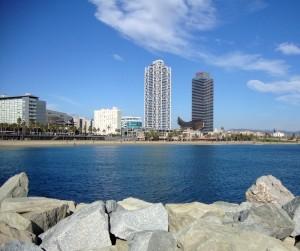 plage-barcelone
