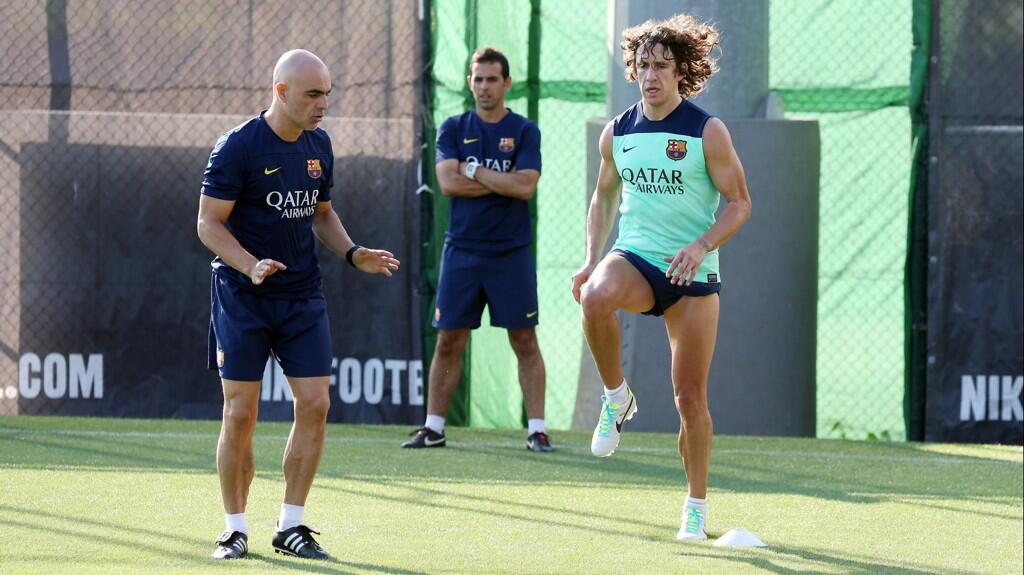 Puyol prendra sa retraite - Fc-Barcelone.com
