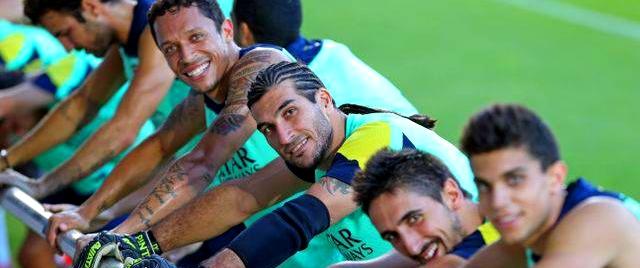 Le Barça prépare déjà le match contre Valladolid - Fc-Barcelone.com