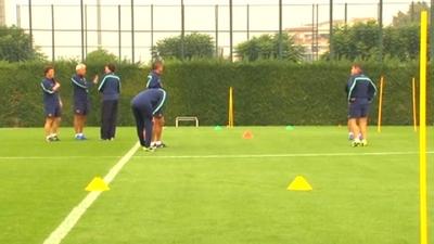 Le Barça prépare déjà la rencontre de samedi contre Osasuna - Fc-Barcelone.com