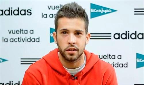 Jordi Alba bientôt de retour - Fc-Barcelone.com