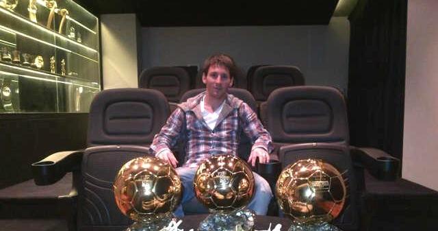 Quatre Blaugrana en lice pour le Ballon d'Or - Fc-Barcelone.com