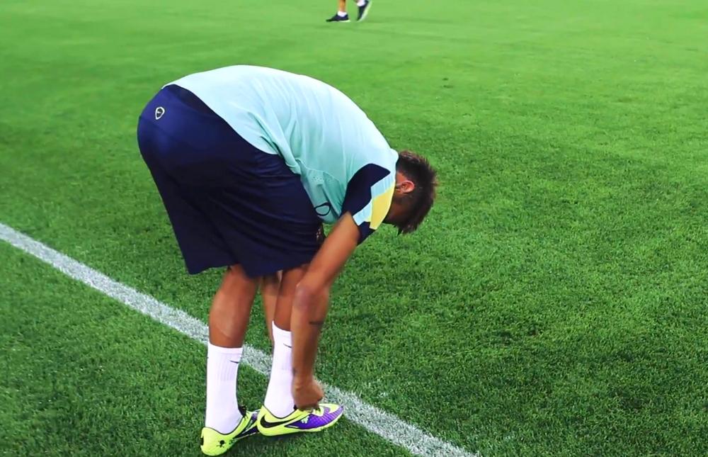 Le Barça reprend l'entraînement après un jour de congé - Fc-Barcelone.com