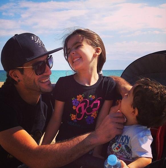 Pinto se repose en famille - Fc-Barcelone.com