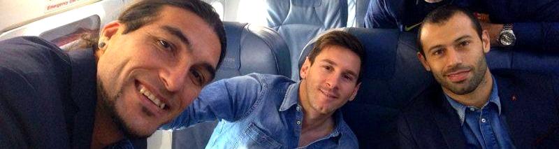 Les joueurs sont rentrés à Barcelone ce mercredi - Fc-Barcelone.com