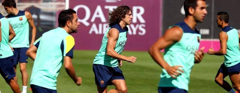 Carles Puyol sera de retour contre Osasuna - Fc-Barcelone.com