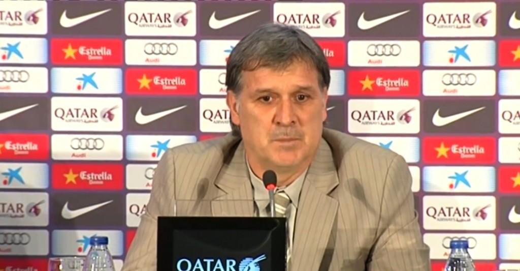 Gerardo Martino: «Neymar peut jouer en pointe» - Fc-Barcelone.com