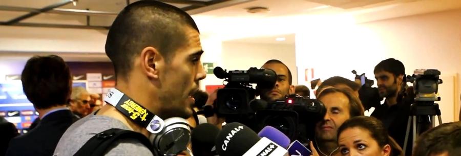 Valdés: «Nous savions que ce serait difficile» - Fc-Barcelone.com