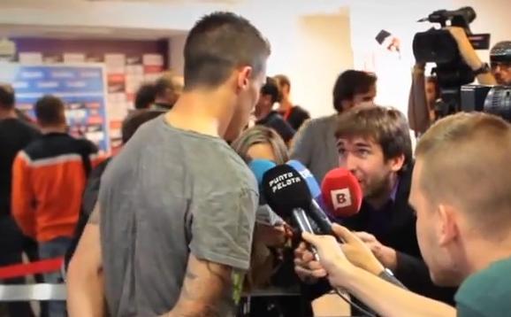 Dans les coulisses du Camp Nou : l'après-match des joueurs - Fc-Barcelone.com