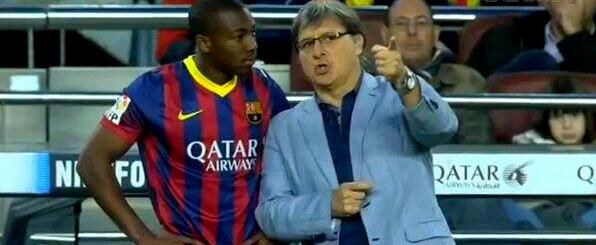 Premier match pour Adama Traoré - Fc-Barcelone.com
