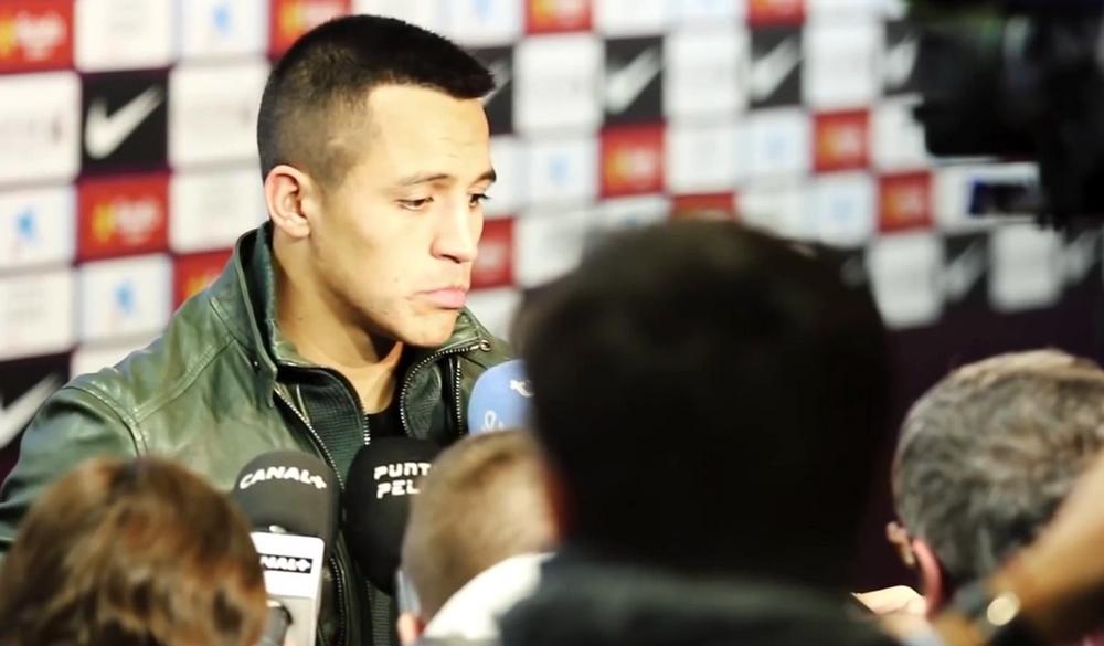 Alexis vers la Juventus ? - Fc-Barcelone.com
