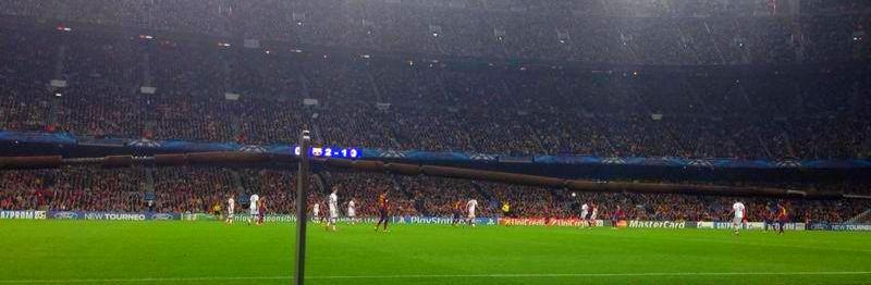 Le Barça s'offre l'AC Milan au Camp Nou - Fc-Barcelone.com