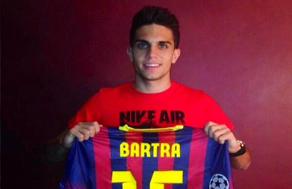 Bartra, la relève de Puyol - Fc-Barcelone.com
