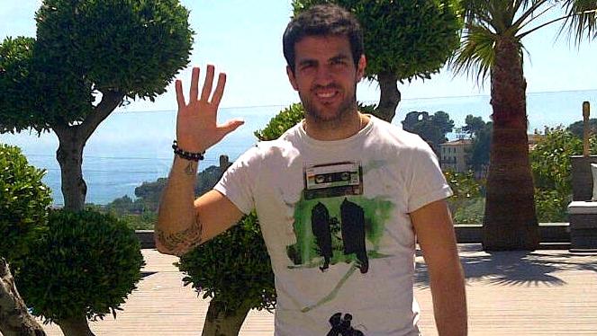 Cesc vers la Premier League - Fc-Barcelone.com