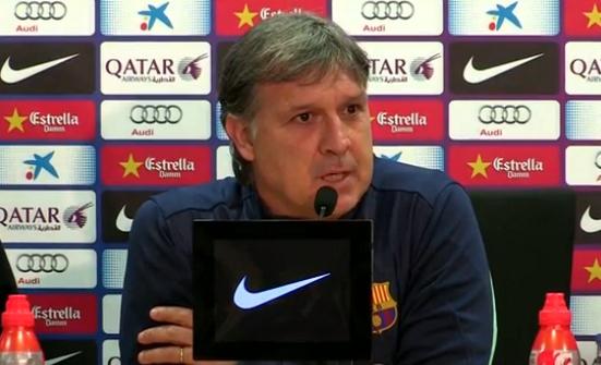 Martino: «Une autre Liga commence» - Fc-Barcelone.com