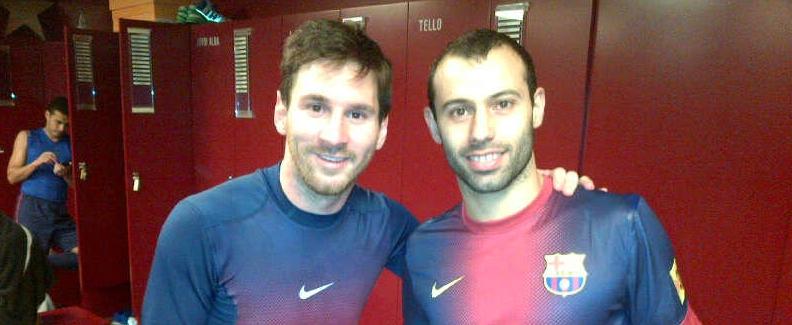 Mascherano: «Messi va pouvoir se reposer» - Fc-Barcelone.com