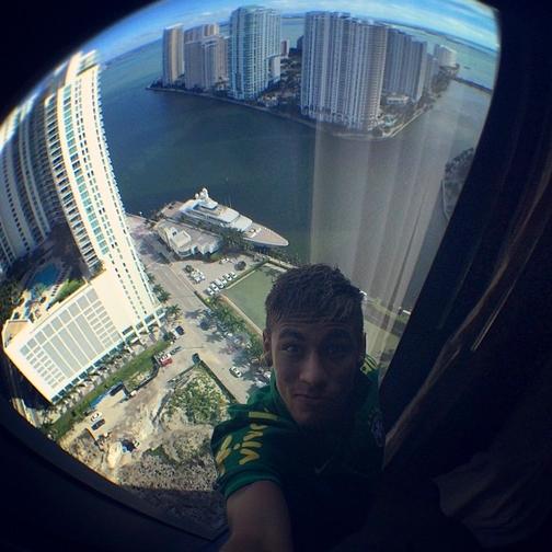 Neymar Jr est arrivé à Miami - Fc-Barcelone.com