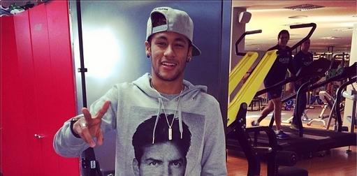 Neymar de retour à l'entraînement - Fc-Barcelone.com