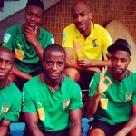 Alexandre Song qualifie le Cameroun pour le Mondial - Fc-Barcelone.com