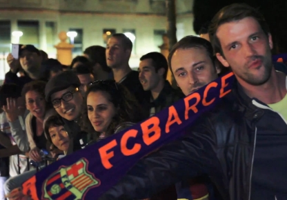Dans les coulisses du match Barça-Milan - Fc-Barcelone.com