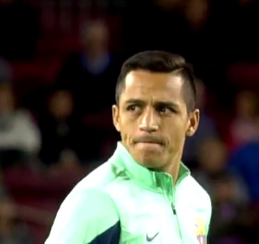 L'échauffement du Barça contre l'Espanyol - Fc-Barcelone.com