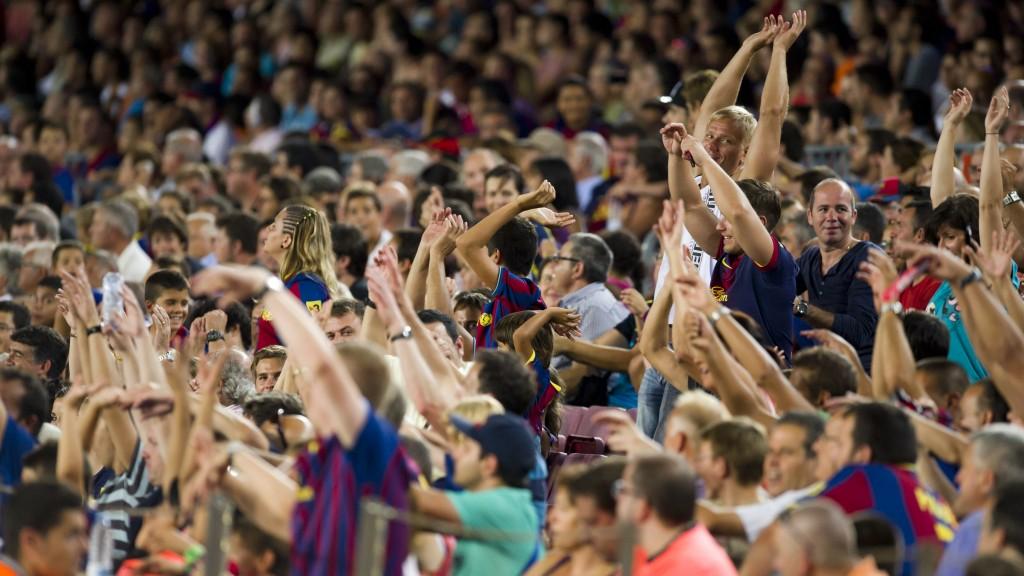 Festival du Barça contre le Celtic - Fc-Barcelone.com