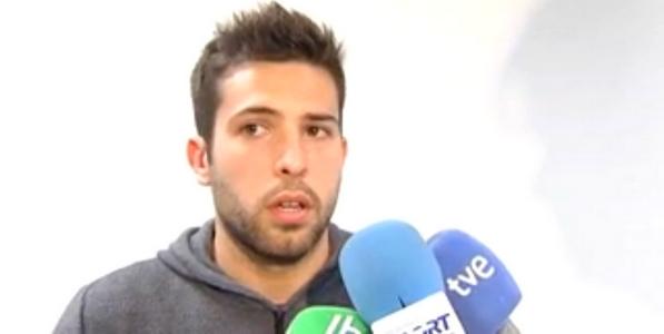 Alba: «Messi est le meilleur du monde» - Fc-Barcelone.com