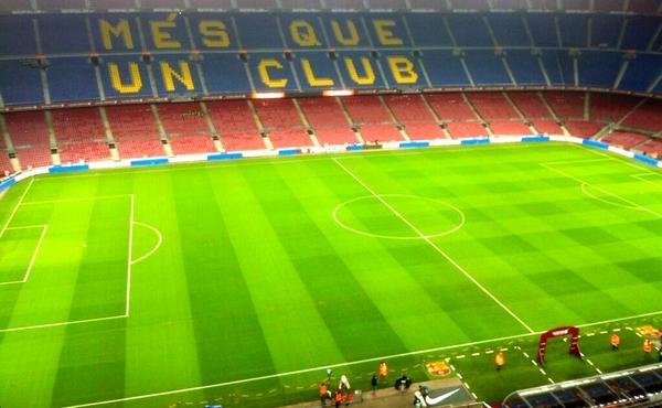 Le Barça en huitièmes de finale - Fc-Barcelone.com