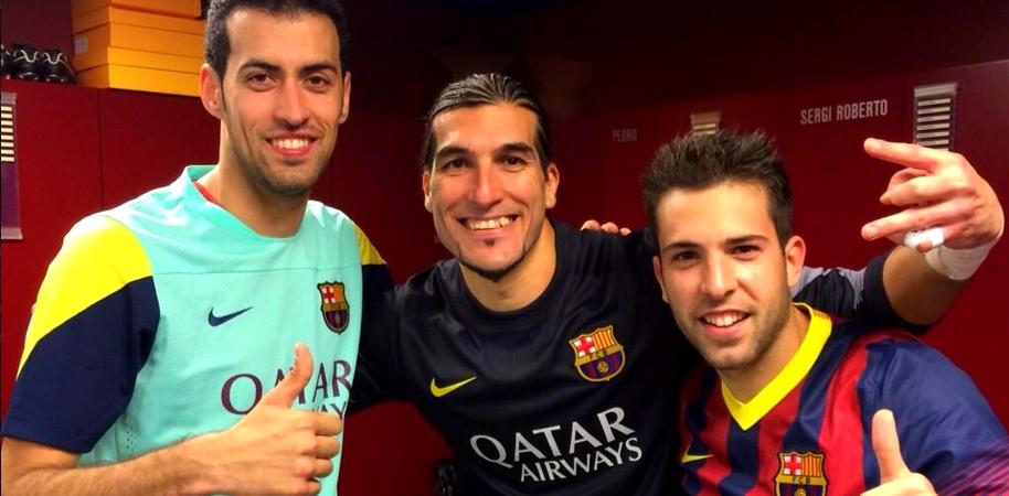 Les joueurs en congé ce vendredi - Fc-Barcelone.com