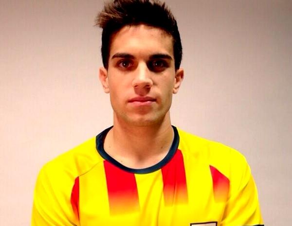Sept Blaugrana joueront avec la Catalogne - Fc-Barcelone.com