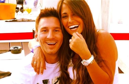 Lionel Messi récupère en Argentine - Fc-Barcelone.com
