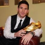 Messi finaliste pour le Ballon d'Or - Fc-Barcelone.com