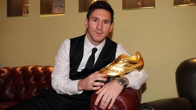 Messi à 3 buts du Pichichi - Fc-Barcelone.com