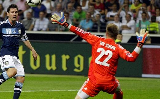 Ter Stegen pour remplacer Valdés - Fc-Barcelone.com