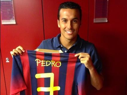 Pedro veut rester au Barça - Fc-Barcelone.com