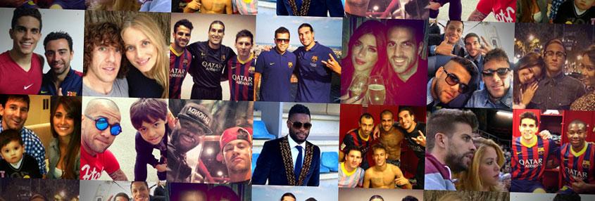 Suivez le Barça ! - Fc-Barcelone.com