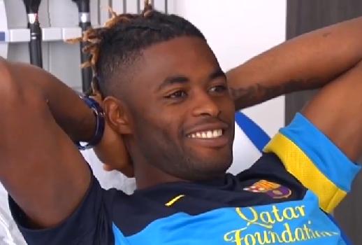 Song se confie sur Barça TV - Fc-Barcelone.com