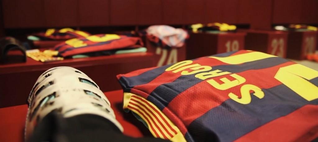 Le groupe barcelonais contre Getafe - Fc-Barcelone.com