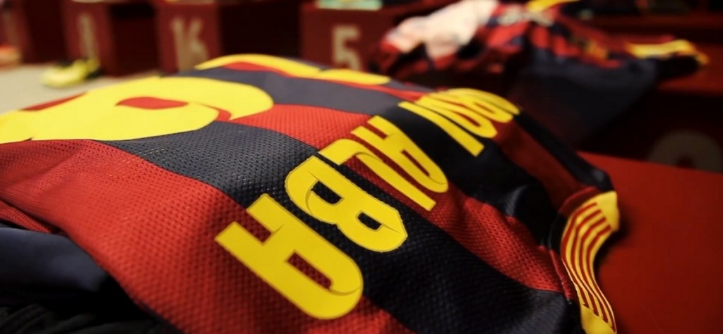 Le groupe barcelonais pour la Real - Fc-Barcelone.com