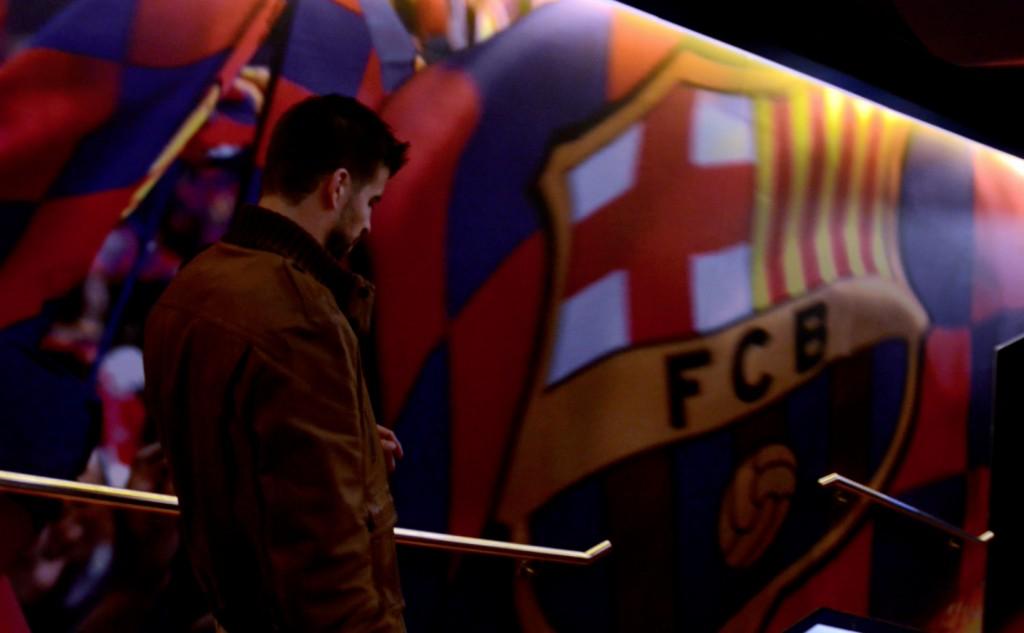 Crise entre Piqué et Luis Enrique - Fc-Barcelone.com
