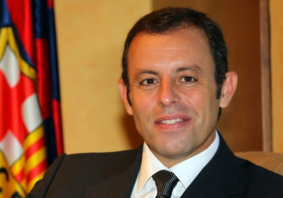 Sandro Rosell démissionne - Fc-Barcelone.com