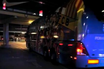 Les coulisses de Barça-Malaga - Fc-Barcelone.com