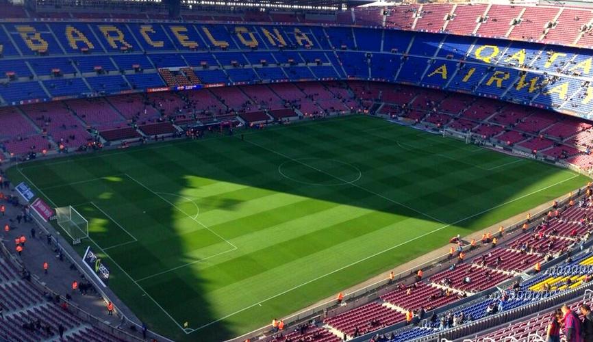 Le Barça récupère la deuxième place - Fc-Barcelone.com